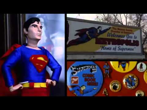 Look Up in the Sky The Amazing Story of Superman Trailer
