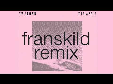 VV Brown 'Apple' (franskild remix)