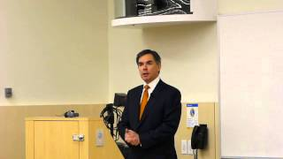"""Minister Jim Prentice Speaks"" Clip #1"