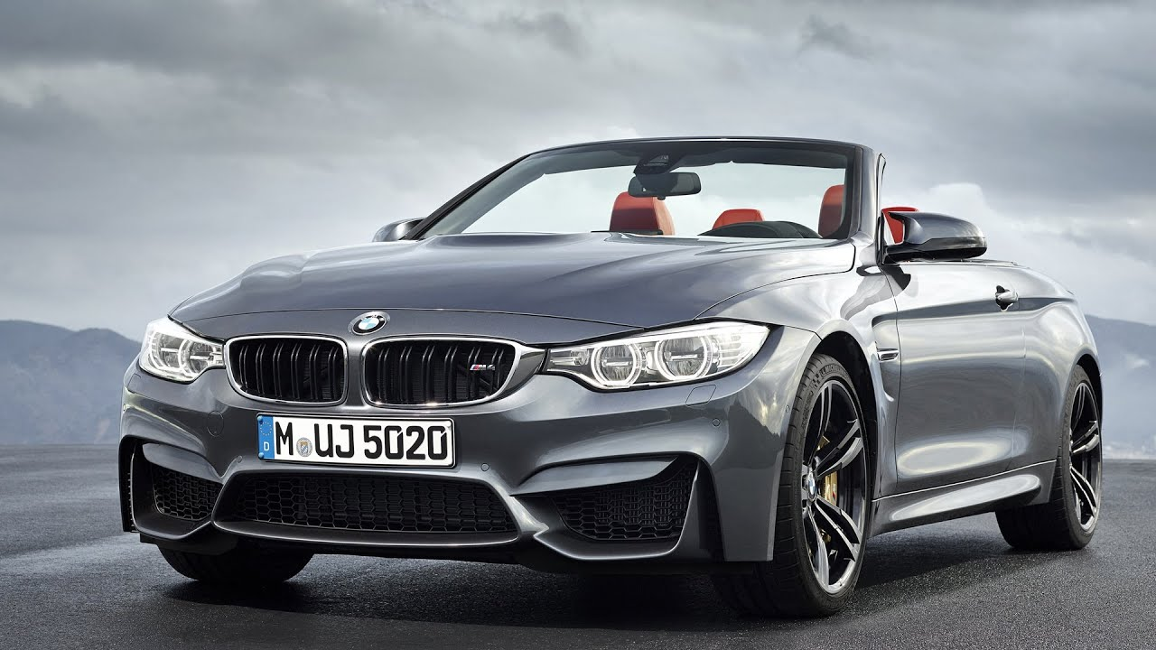 New 2015 Bmw M4 Convertible Design Youtube