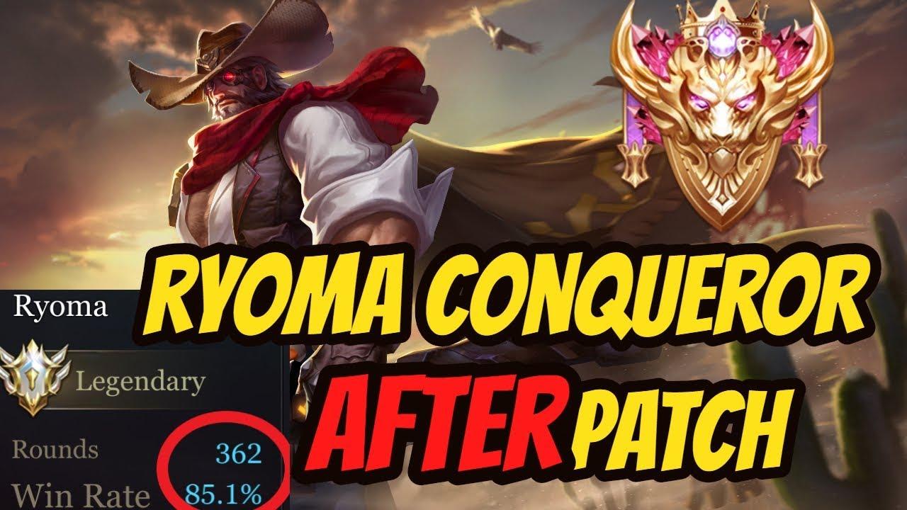 Ryoma Soloq Still Good Arena Of Valor Ryoma Gameplay
