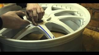Порошковая окраска дисков(Небольшое видео о процессе окраски дисков Наш Instagram: https://www.instagram.com/stylingbull/ Наш сайт: http://styling-bull.ru/ Наш телефон..., 2016-02-21T07:00:21.000Z)