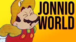 Jonny hat sein eigenes Spiel gemacht... in Mario Maker