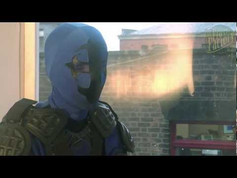 Documentary #003 Knight Warrior [Real Life Super Hero]