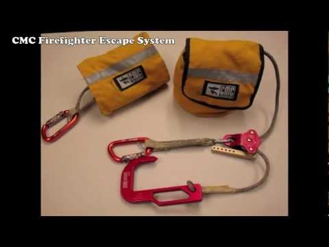 Buyers Guide to Firefighter Escape Systems RPI EXO DEUS F4 CMC RIT GEMTOR