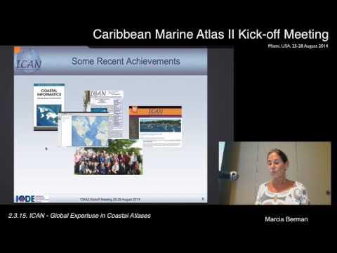 ICAN - Global Expertise in Global Expertise in Coastal Atlases