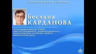 аудиоконференция с участием Беслана Карданова 25 09 2012