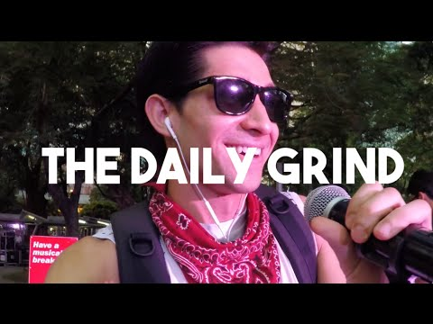 Commercial modelling in the Philippines (The Daily Grind - Vlog 2)