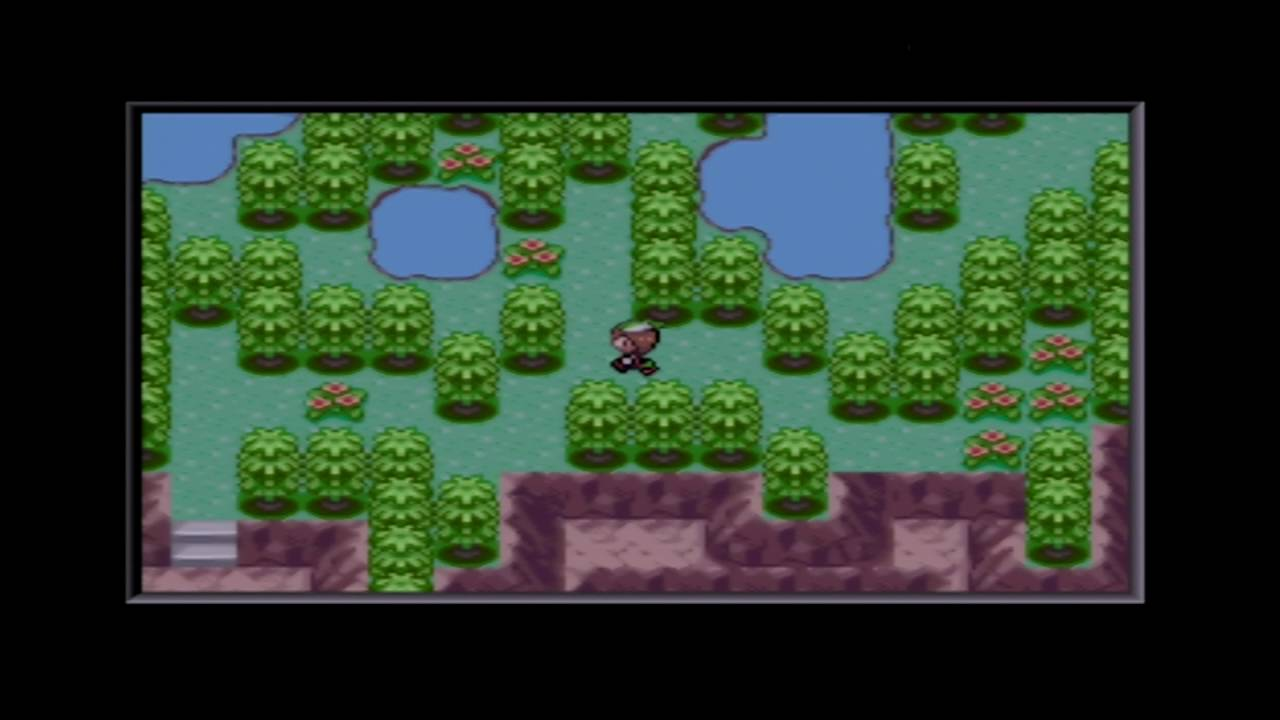 Pokémon Emerald (Japanese version) - Enable Old Sea Map and Mew Event