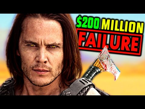 John Carter — How Disney Lost 200 Million Dollars | Anatomy Of A Failure