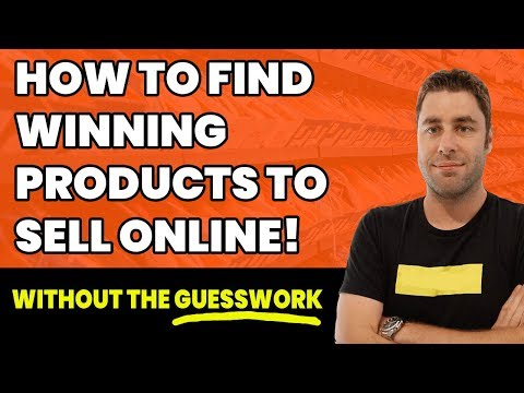 Dropshipping Product Research Tutorial: Find The BEST eCommerce Products In 2019! thumbnail