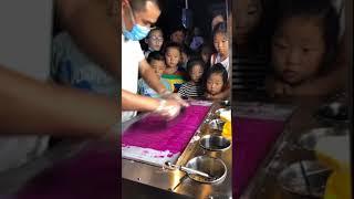 #rolled_ice_cream #street_foods Amazing Roll Ice Cream | Короткое видео 2021 | Street Foods 2021
