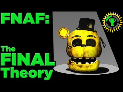 Game Theory: FNAF, The FINAL Theory! (Five Nights at Freddy's) - pt 1