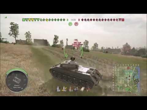 WOT Console II Skoda T50 - Trying to Save Zeno