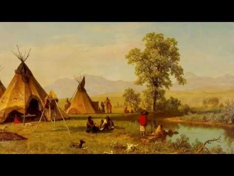 Native American Flute - Beautiful is our lodge - Ojibwe traditional song