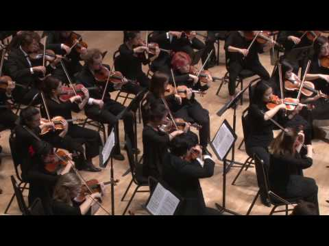 UBC Symphony Orchestra - Rimsky Korsakov Capriccio Espagnol, Op. 34