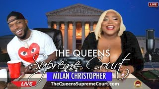 """Ts Madison """"The Queens Supreme Court"""" W/MILAN CHRISTOPHER @MilanChristopher (Love and Hip Hop)"""