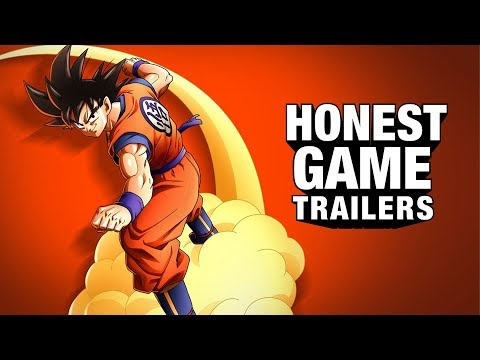 Honest Game Trailers | Dragon Ball Z: Kakarot