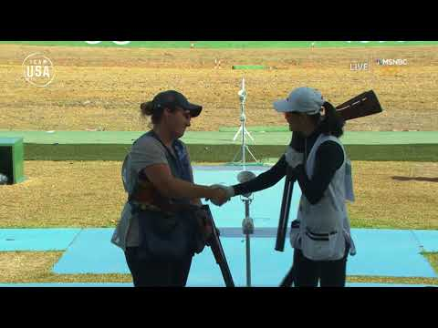 Team USA | Remembering Rio | Kim Rhode - Skeet Shooting ...
