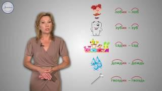 Русский язык 2 Как делаются слова
