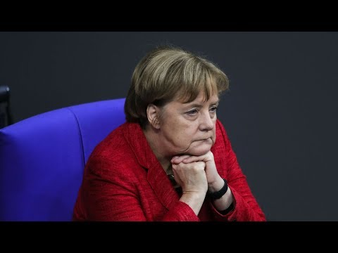 Angela Merkel and the EU are Imploding!!!