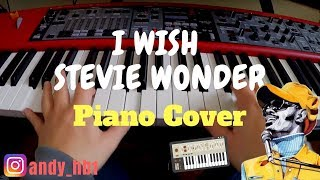 I Wish - Stevie Wonder / Piano Cover