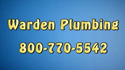 Need an Emergency Plumber for Your Algonquin IL Emergency Clogged toilet? Call Warden Plumbing