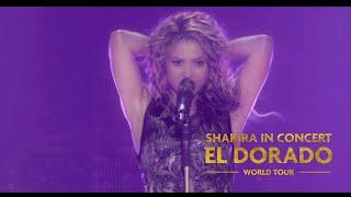 Shakira - Me Enamoré (Live In Concert El Dorado)