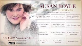 Susan Boyle - 'Home For Christmas' PRE-ORDER NOW ( Video of susanboylemusicuk )