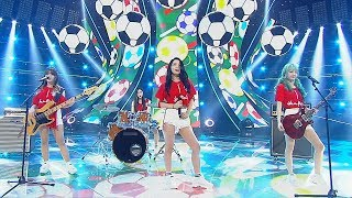 《POWERFUL》 MARMELLO(마르멜로) - The moment of glory(승리의 순간) @인기가요 Inkigayo 20180617 - Stafaband
