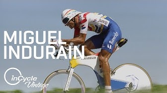 """1996 Profile of Miguel Induráin! 