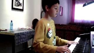 sonatina numero 6 beethoven(alvaro adrian)