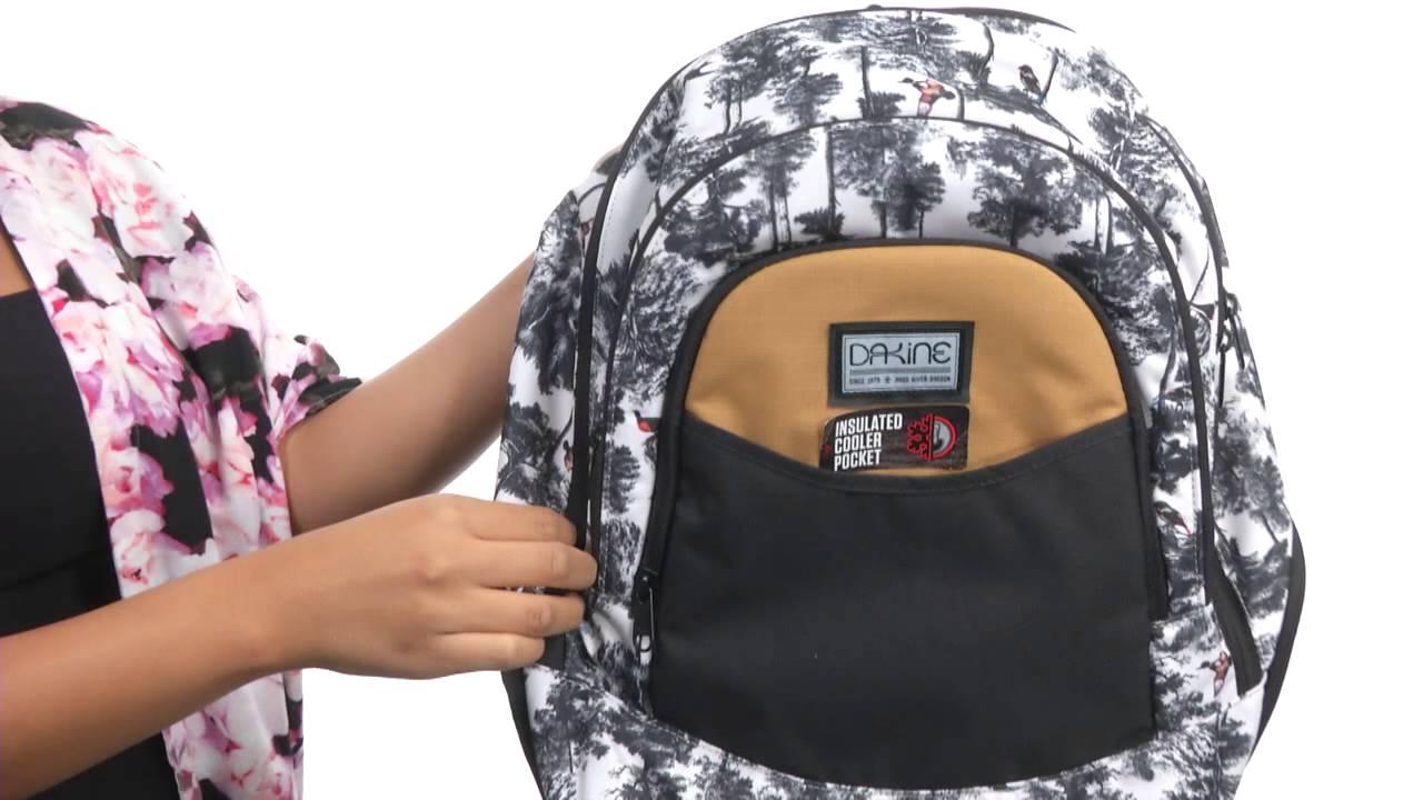 Dakine Prom Backpack 25L SKU 8609125 - YouTube c9906b224abec