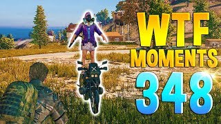 PUBG Daily Funny WTF Moments Highlights Ep 348