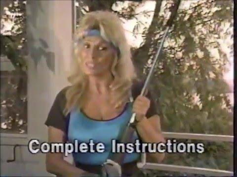 Vikkiflex, Vikki LaMotta Exercise Program, 1985