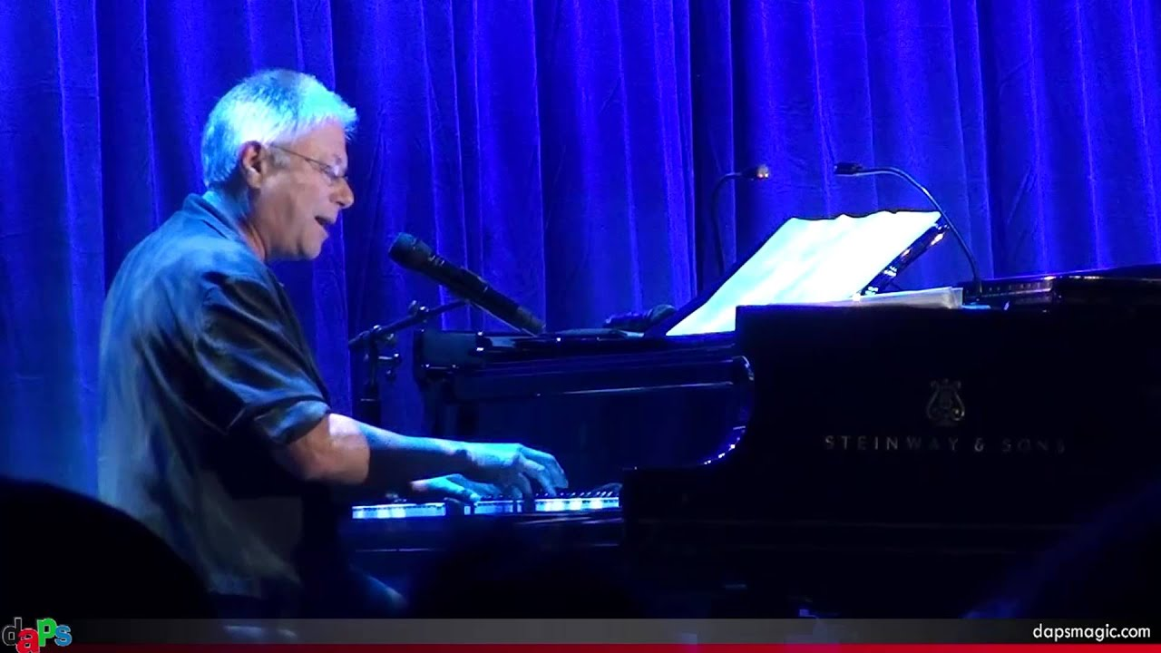 alan menken piano