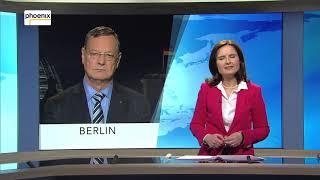 Jerusalem-Konflikt: Helmut Königshaus im Gespräch am 08.12.17