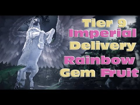 Guide to Imperial Delivery - Rainbow Gem Fruit For Tier 9 Horse Awakening - BDO