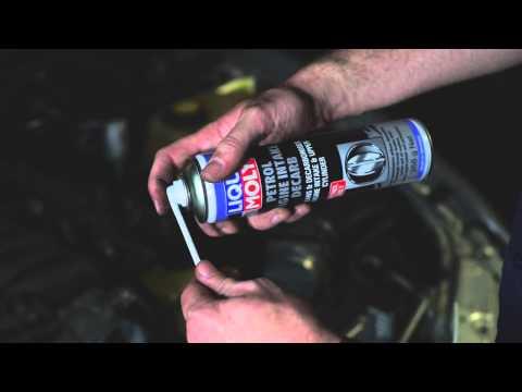 Liqui-Moly Petrol Engine Intake Decarb