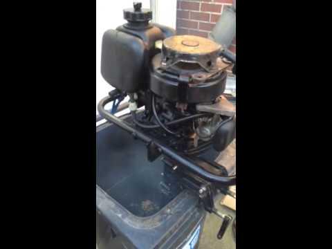 mercury 5hp 4 stroke outboard manual