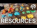 Volcanoids Dev Diary #21 - Ore Deposits & Resources