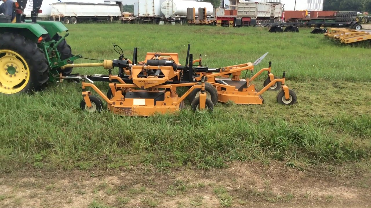 Woods 7144RD Batwing Turf/Finish Mower | For Sale | Online Auction at  Repocast com