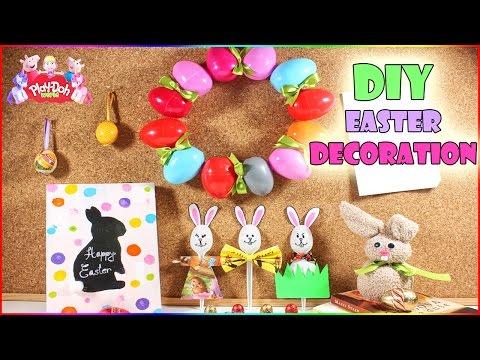 Easter Decoration DIY | Creative Easter Ideas | Easy Spring Home Decor