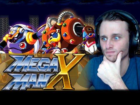 Mega Man X | The Fat Armadillo [2]