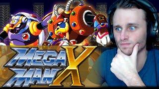 Mega Man X   The Fat Armadillo [2]