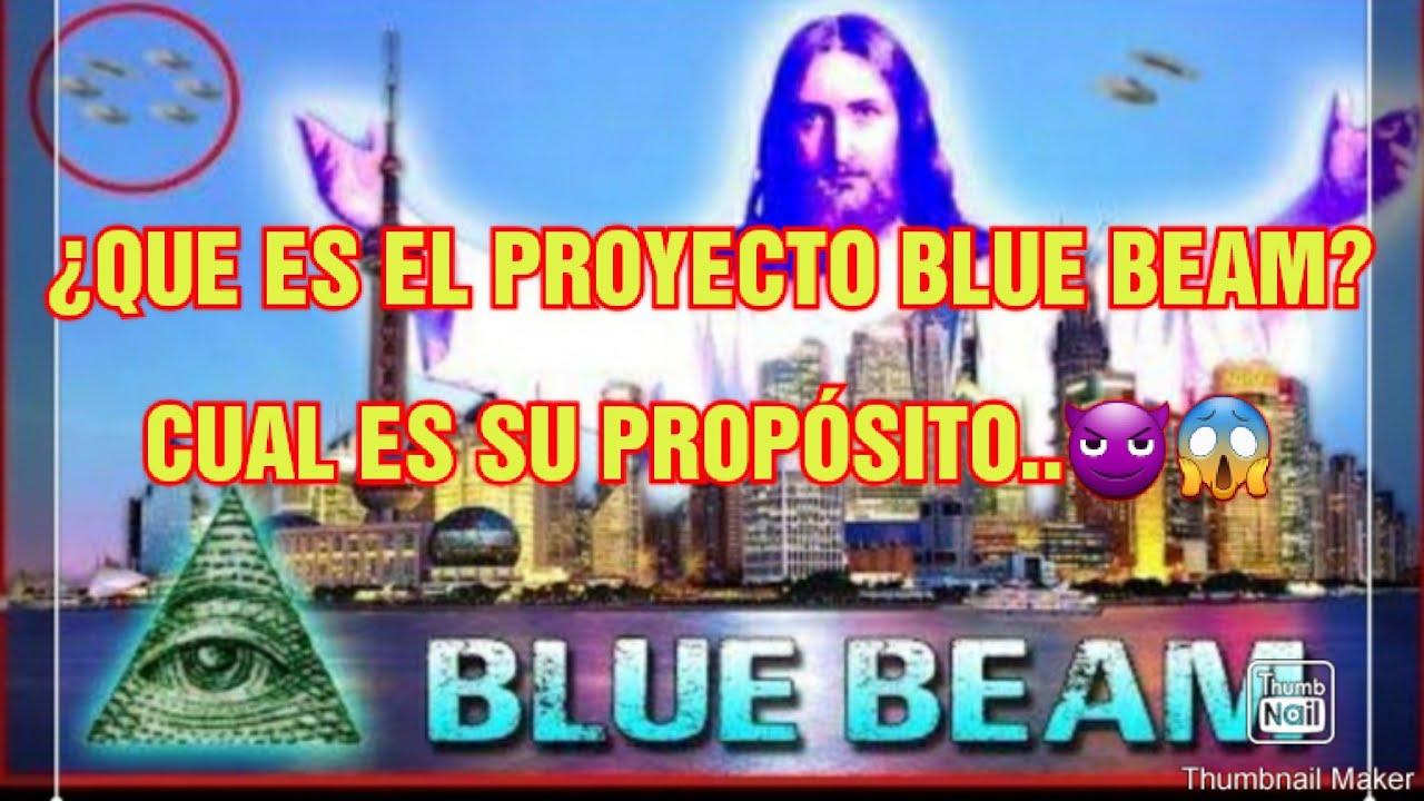 ¿QUE ES EL PROYECTO BLUE BEAM?..||TODO SOBRE EL BLUE BEAM Y SU PROPOSITO ||MASONERÍA..