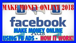Ways to make money online with facebook ...