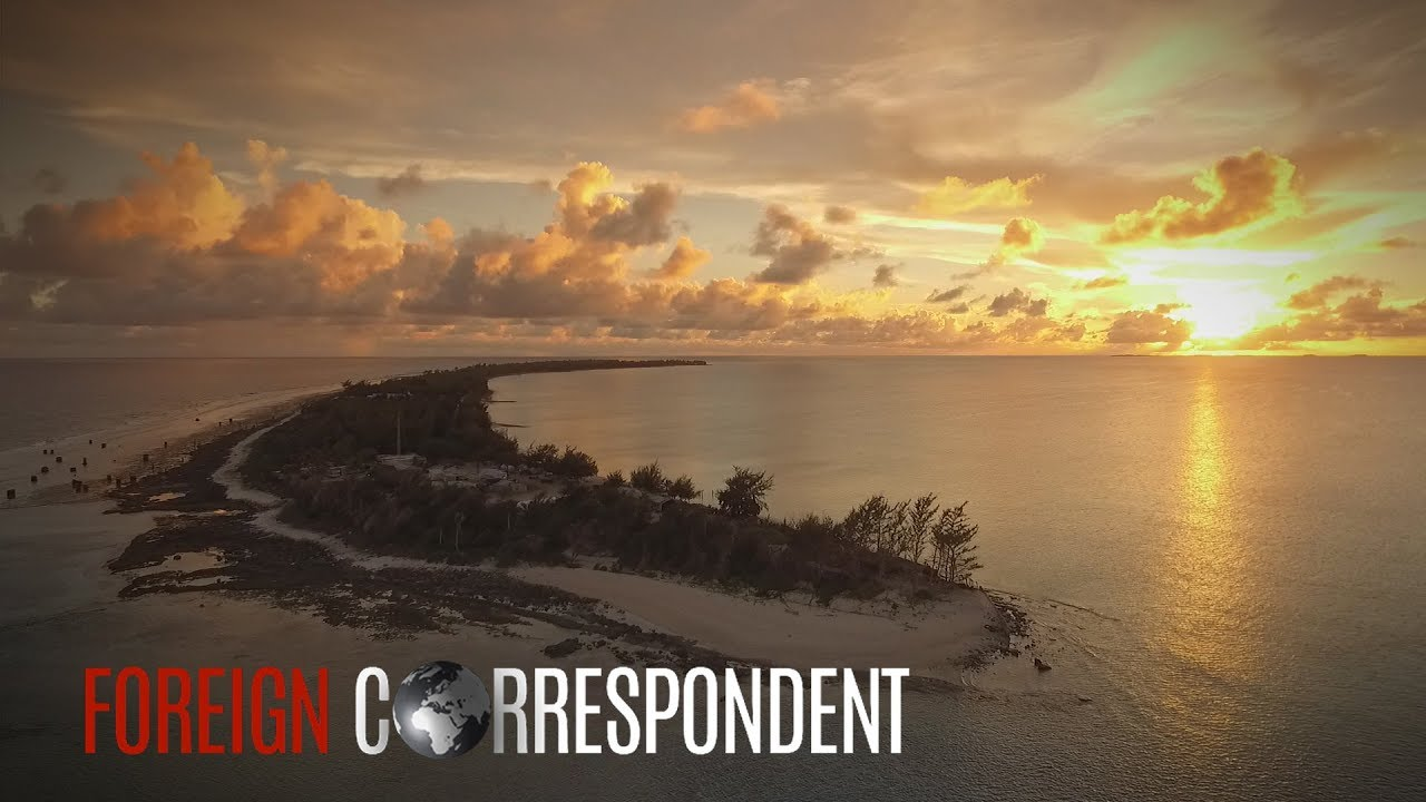 Marshall Islands from above - Foreign Correspondent