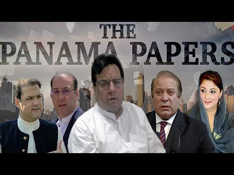 Panama Papers: Tired of asking who is the owner of flats, says Justice Azmat Saeed   24 News HD