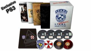 Resident Evil Revival Selection - Collectors edition